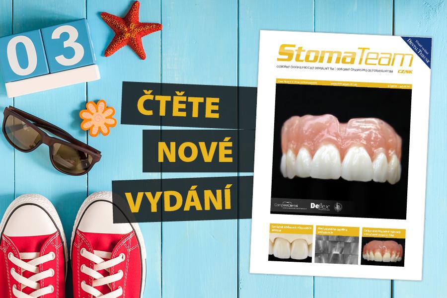 Stomateam - Čtěte nové vydání