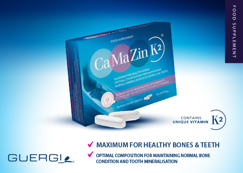 CaMaZin K2 food supplement