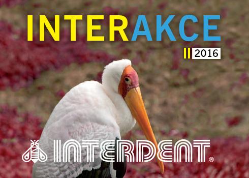 INTERDENT – INTERAKCE ORDINACE 1/2016