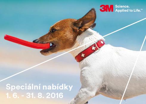 3M ESPE – Speciální nabídky pro léto 2016
