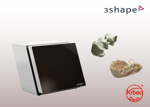 Stolní skenery 3shape D700 za mimořádné ceny