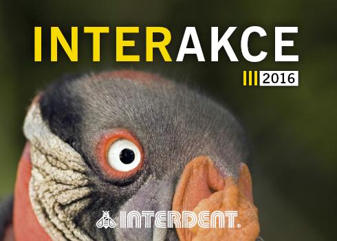 INTERDENT – INTERAKCE ORDINACE 2/2016