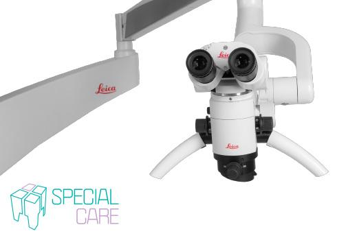Mikroskop Leica M320 podzimní kampaň