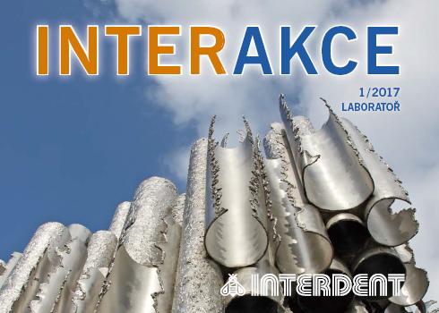 INTERAKCE laboratoř 1/2017