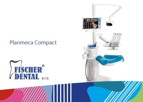Stomatologické soupravy PLANMECA Compact se slevou 30 %