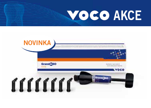 Podzimní / zimní akce firmy VOCO