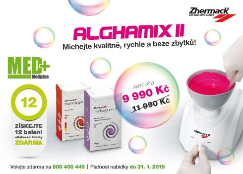 Alghamix II - Míchejte kvalitně, rychle a beze zbytků!