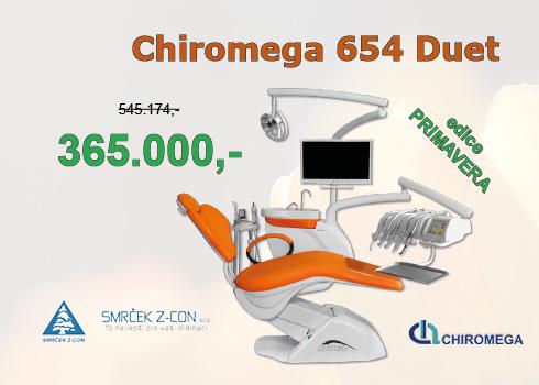 Chiromega 654 Duet