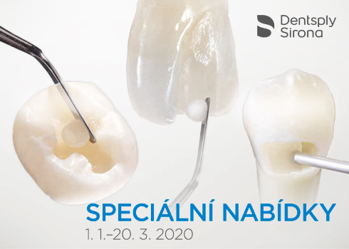Speciální nabídky - Dentsply Sirona