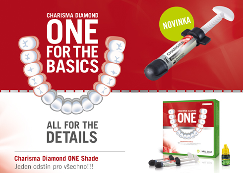 Charisma Diamond ONE Shade