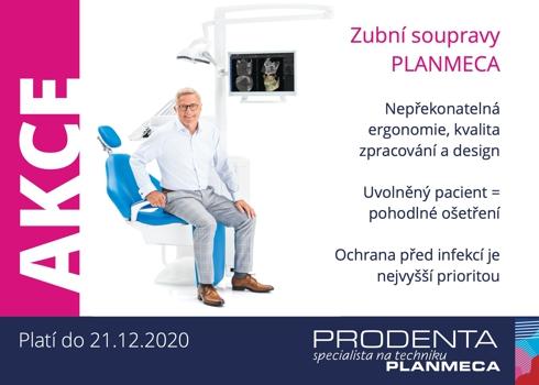Zubní soupravy Planmeca Compact i – NYNÍ ZA BEZKONKURENČNÍ CENU