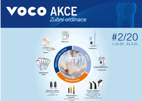 VOCO AKCE - zubní ordinace