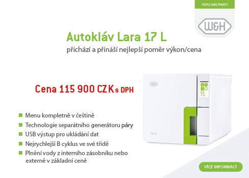 Autokláv Lara 17 L